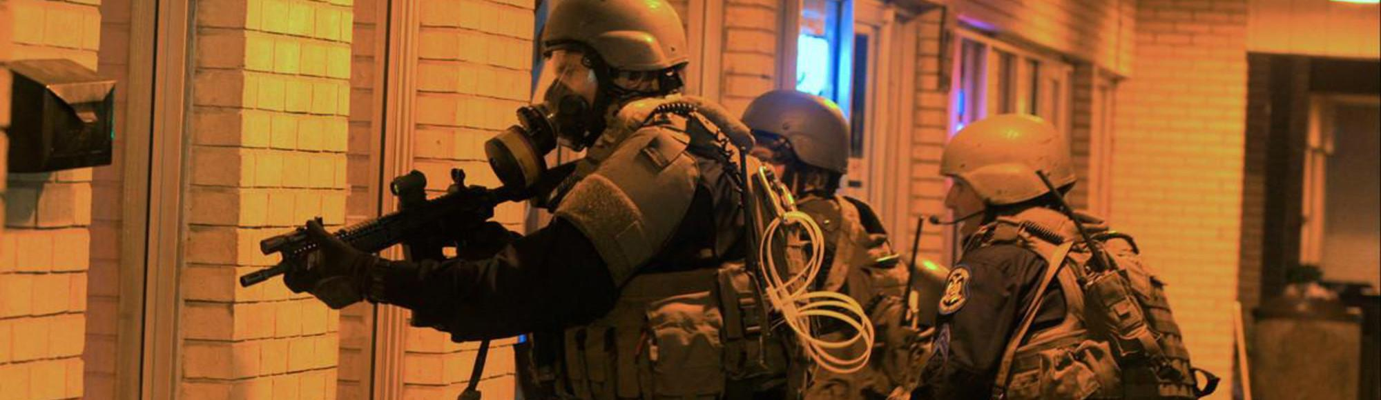 Inside America's Militarized Police Force