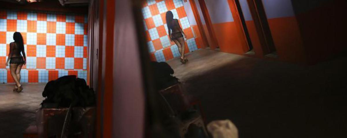 Brazil's Most Notorious Red Light District