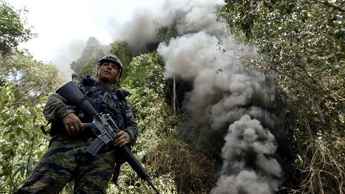 Pablo Escobar's Legacy of Violence