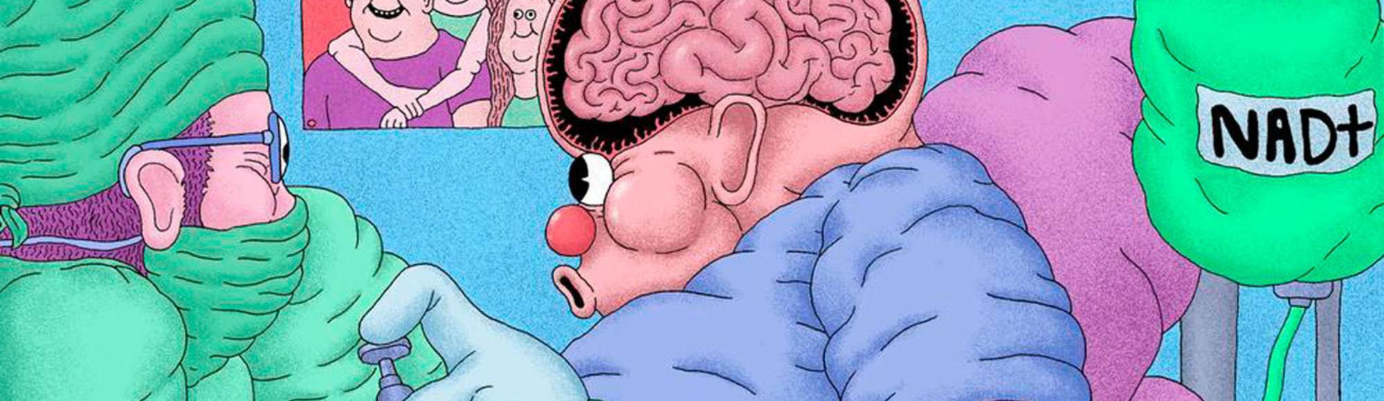 Pagué 11 mil pesos para que 'reiniciaran' mi cerebro y cambiara mi vida