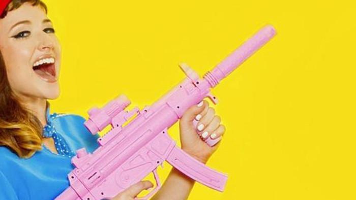 Women Wielding Weapons