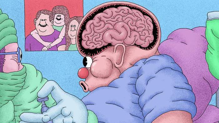 Fui a que me reiniciaran el cerebro por 500 euros
