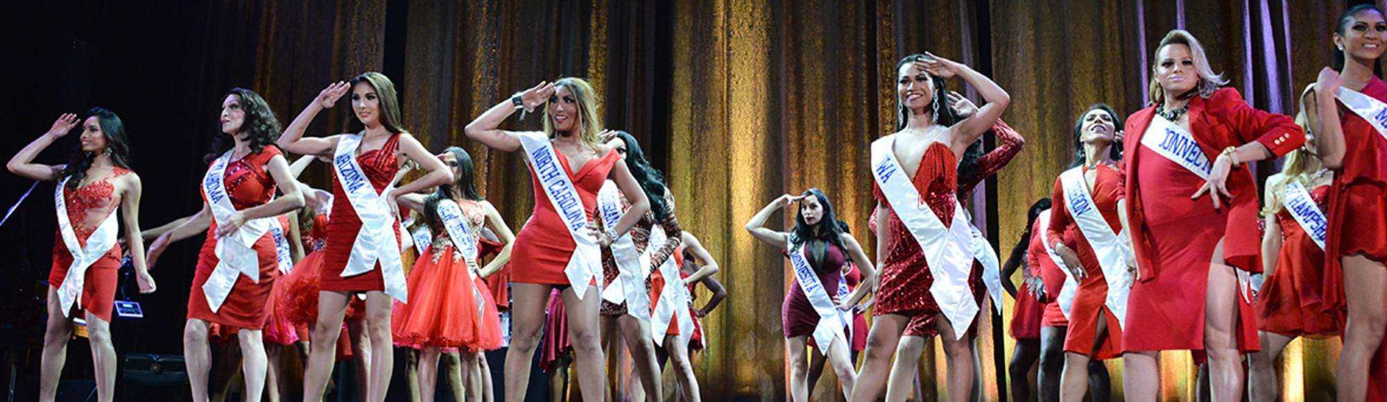 Inside the 2016 Queen USA Pageant