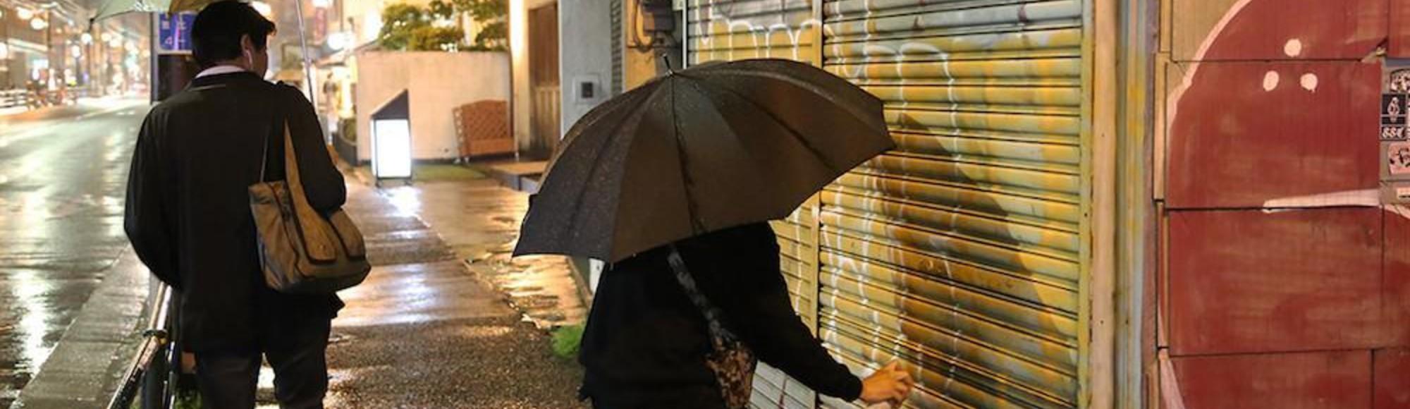 Как Токио стал азиатской столицей граффити