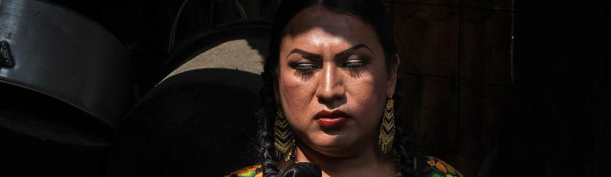 Cozinhando com as muxes, o terceiro sexo do México