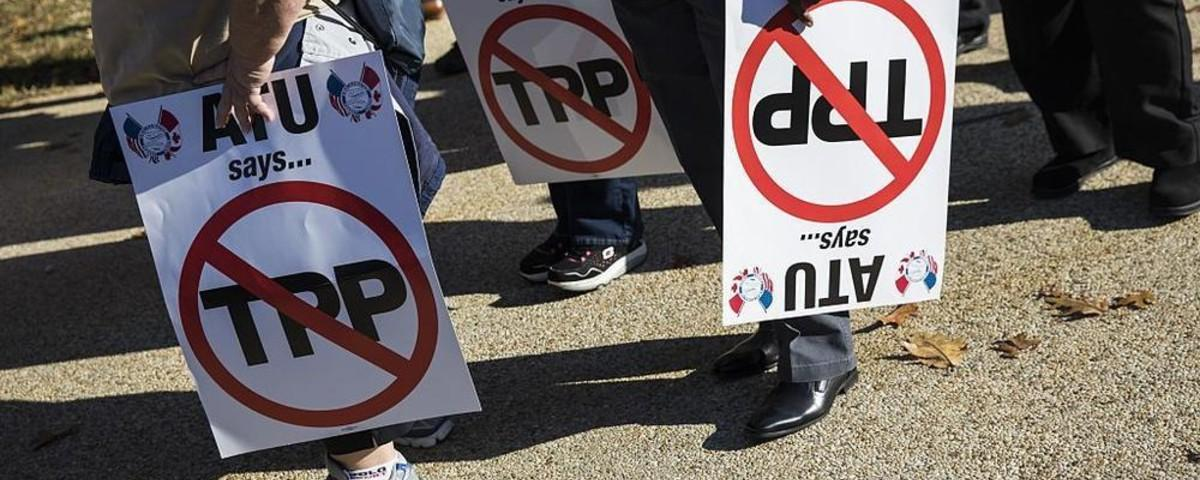 TPP Is Dead, but It Was Never Going to Be a Big Deal