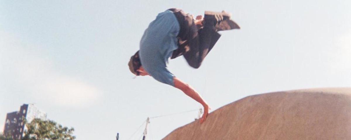 Une journée dans la vie d'un skateur new-yorkais