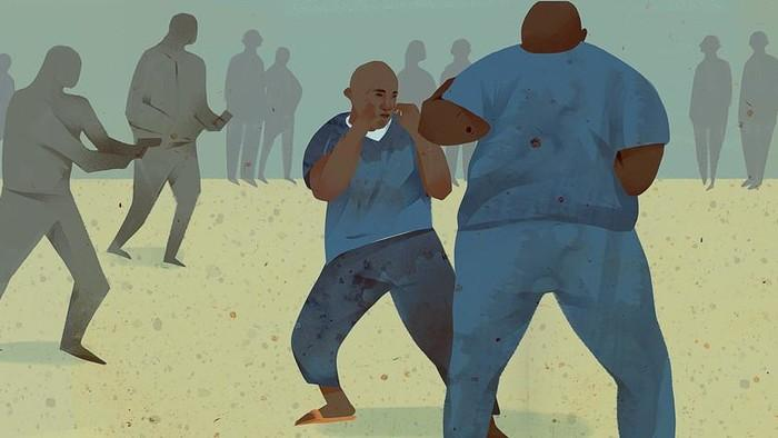 The Lure of the Prison Fight