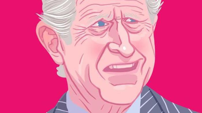 A Portrait of Prince Charles: A Very Tired Man