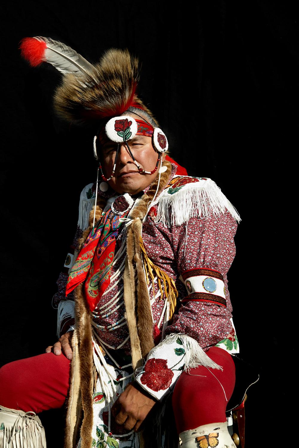 A Bishop Pow Wow Vice United States