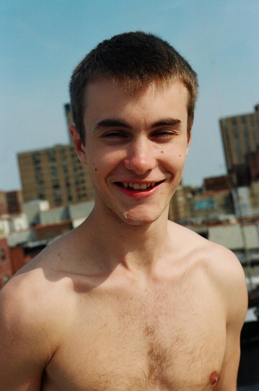 Alex Laughing, 2012