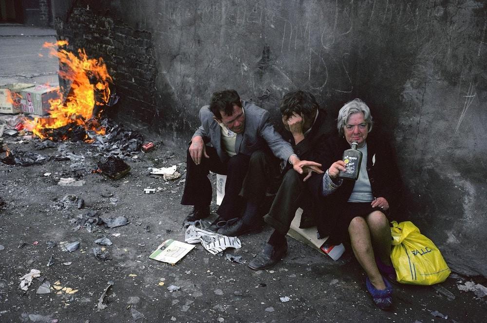 slumsy Glasgow
