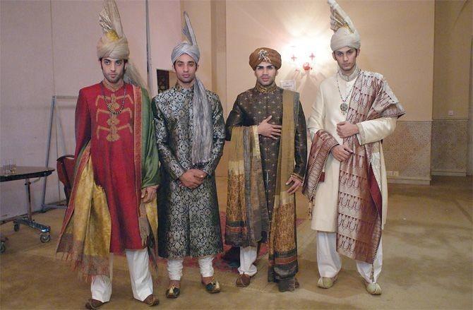 "William Fairman, <a href=""http://www.vice.com/en_uk/fashion-week-internationale/islamabad-full-length"" target=""blank"">Islamabad Fashion Week</a>"