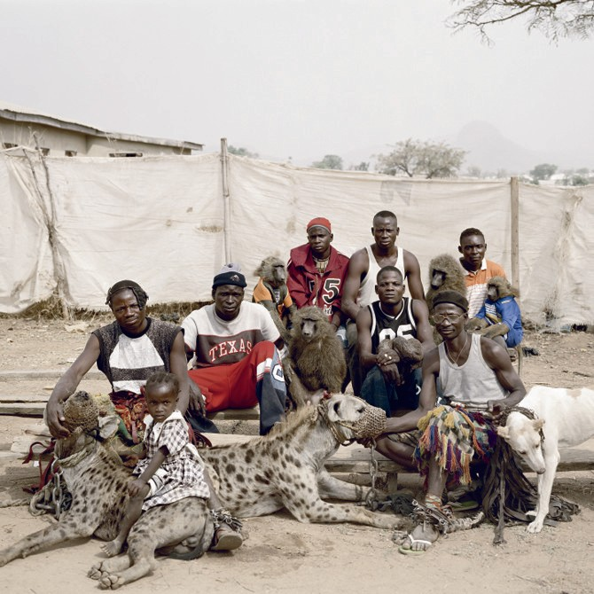 The Hyena Men of Abuja