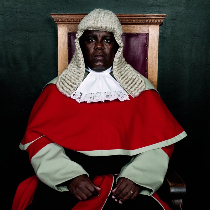 The Honourable Justice Moatlhodi Marumo Lobatse, 2005