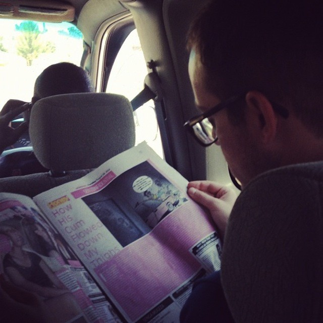Foreign Policy's Andrew Green catches up on the morning news.