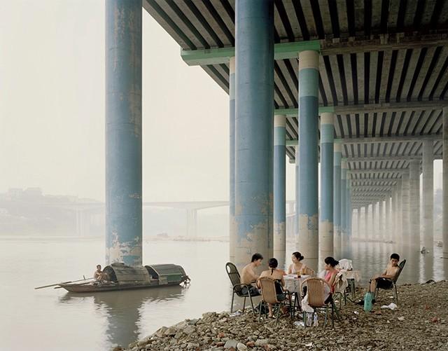 Chongqing IV (picnic domenicale), Chongqing