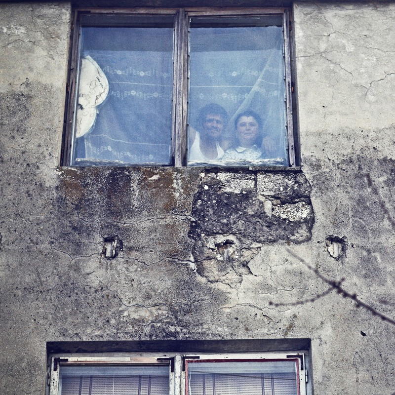 Una coppia dell'insediamento di Altîn Tepe, foto di Ioana Cîrlig