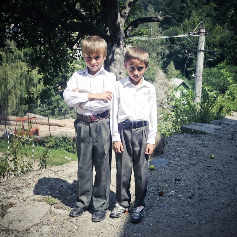 Des frères à Parva, par Ioana Cîrlig