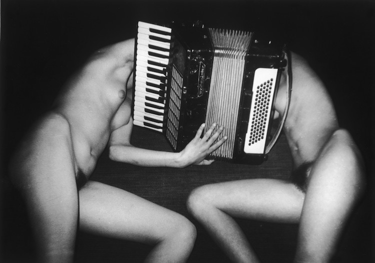 Two concertino's and accordion, 1998