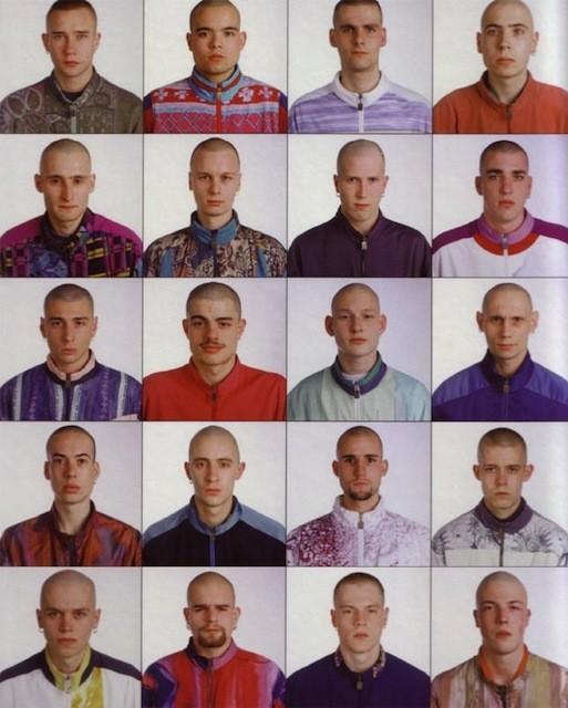 Ich liebe männer mit glatze