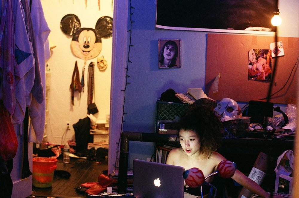 Sandy's Apartment, 2012