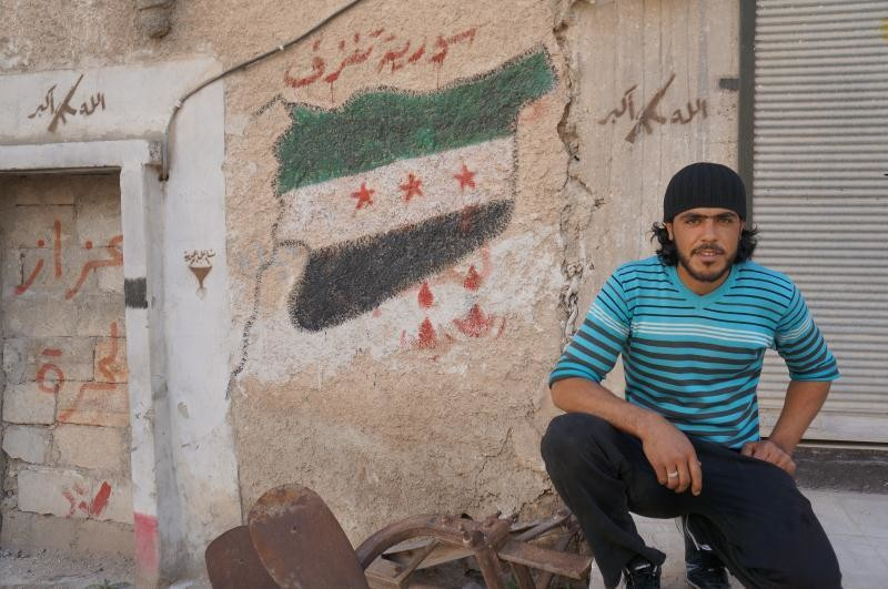 Syria bleeds.