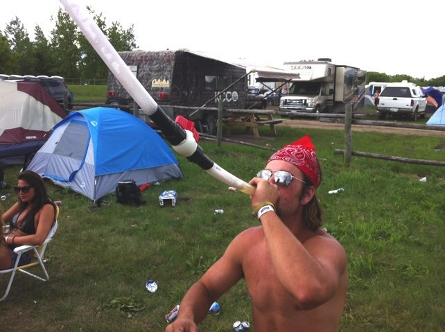 Manitoba's Countryfest Is Heaven If You're A White, Drunk