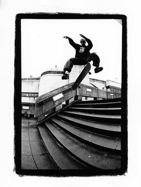 Anderson Aparecdio Marques, 360 flip.