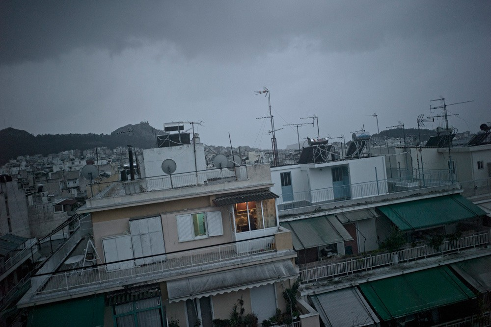 Unemployment, wage and pension reductions, taxation spikes, and price increases have brought despair to Greek households.