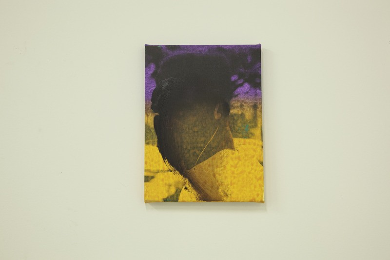 'Fade Ever Rising' by Devan Shimoyama