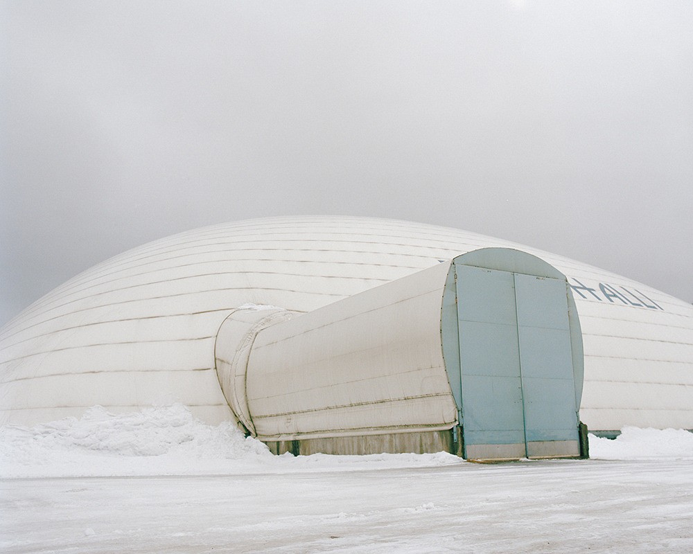 A Bubble Hall