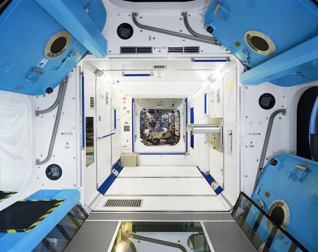 Columbus Training Simulator (ESA—EAC, Cologne, Germany)