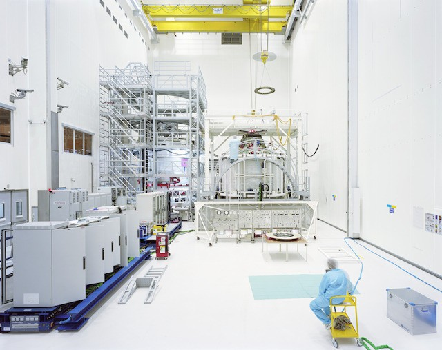 The Automated Transfer Vehicle (ATV)  launch campaign at Europe's Spaceport in Kourou (CSG—Europe's Spaceport, Kourou, French Guiana)