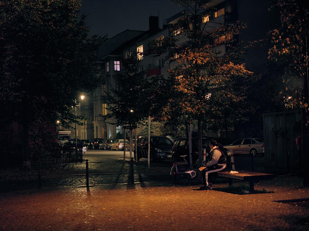 Strassenstrich berliner Corona: Prostituierte