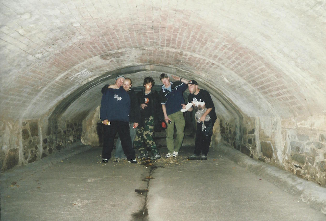 Man Cave Expo 2018 Melbourne : The cave clan has been sneaking into drains for years
