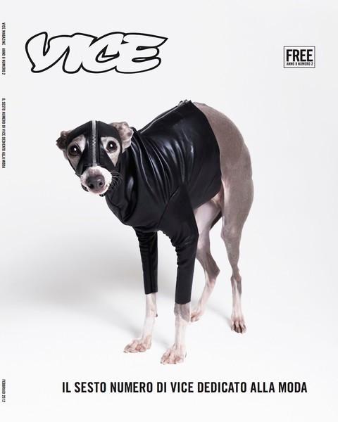 A8N2: Il sesto numero di vice dedicato alla moda