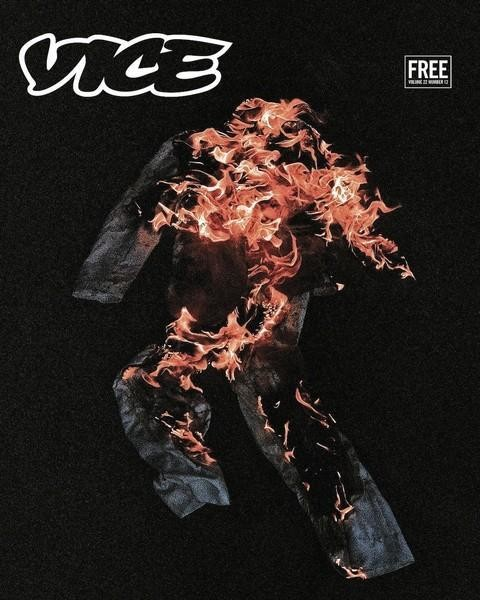 The Up in Flames Issue