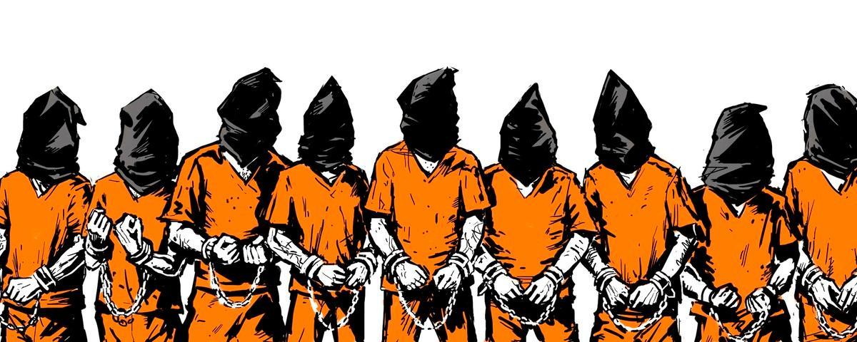 Behind the Bars: Guantánamo Bay