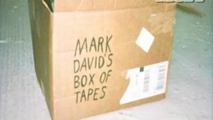 Mark David's Box of Tapes