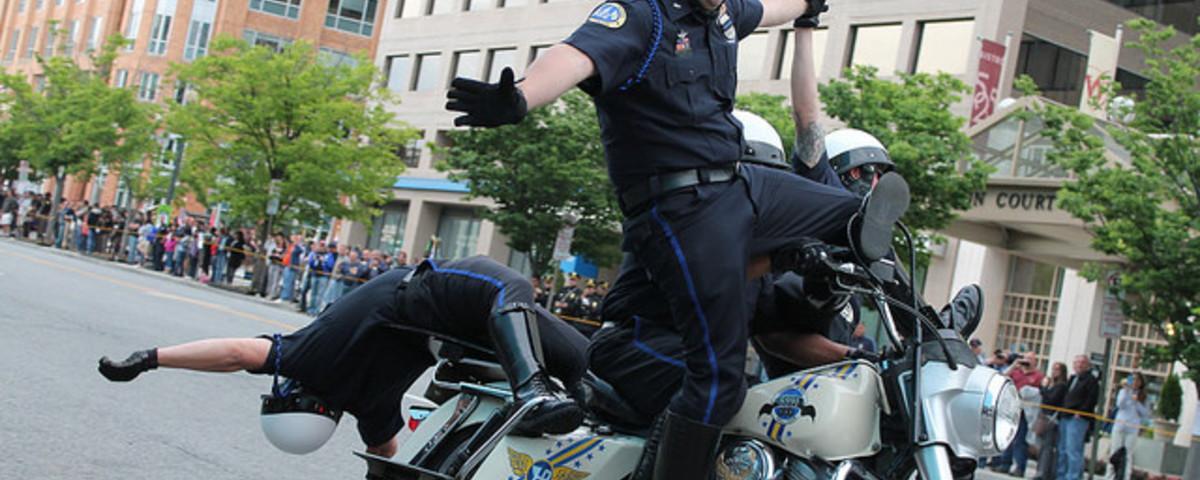 Bad Cop Blotter
