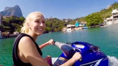 Zanna Explores Rio